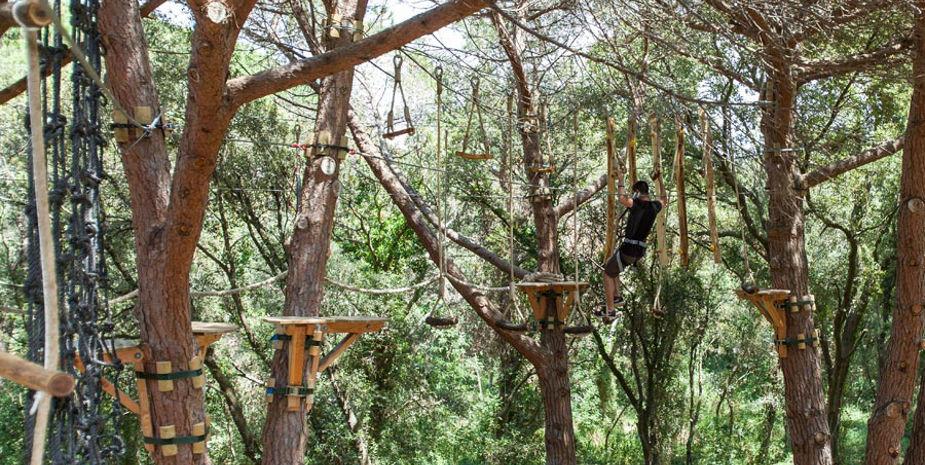 Aventura Park at Girona