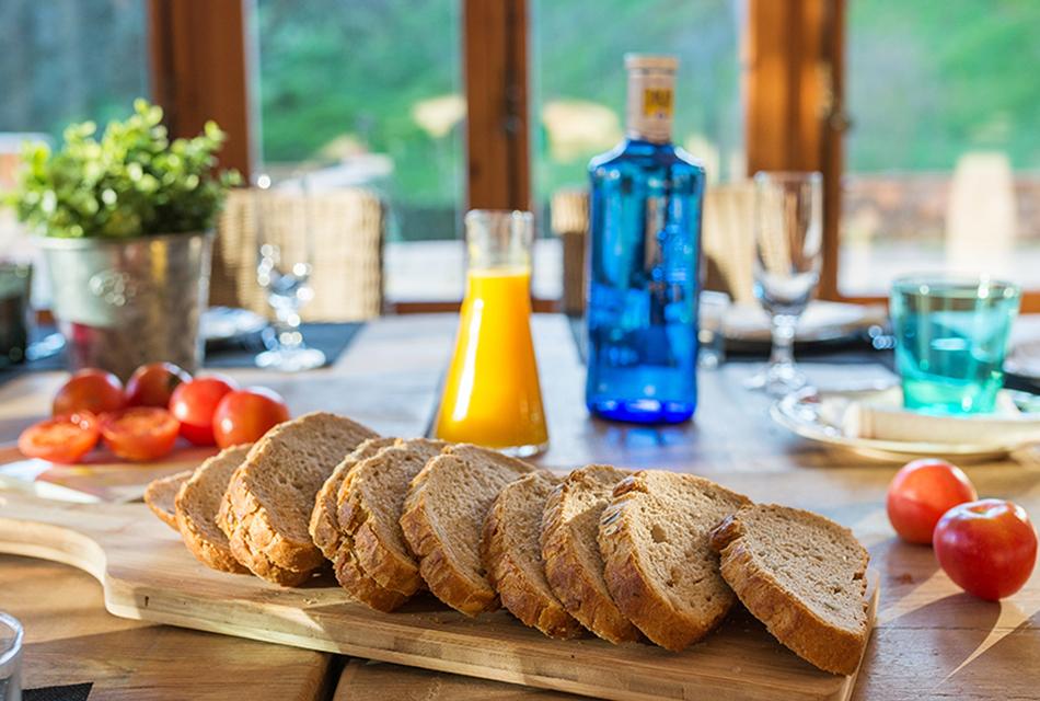 Petit déjeuner Buffet Hotel Mas Pastora